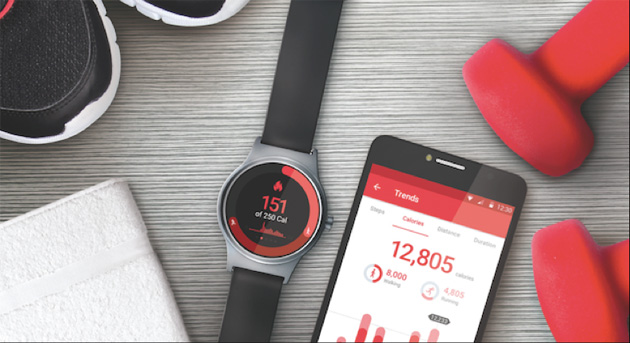 Alcatel MOVE, smartwatch e tracker economici