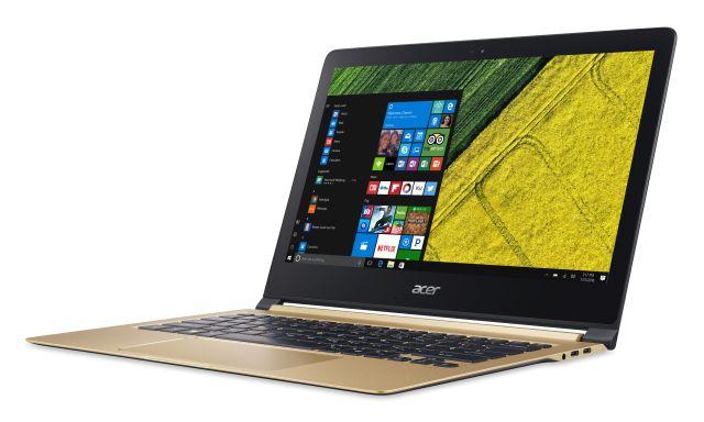 Acer Swift 7, 5, 3 e 1, quattro nuovi notebook presentati da Acer ad Ifa 2016