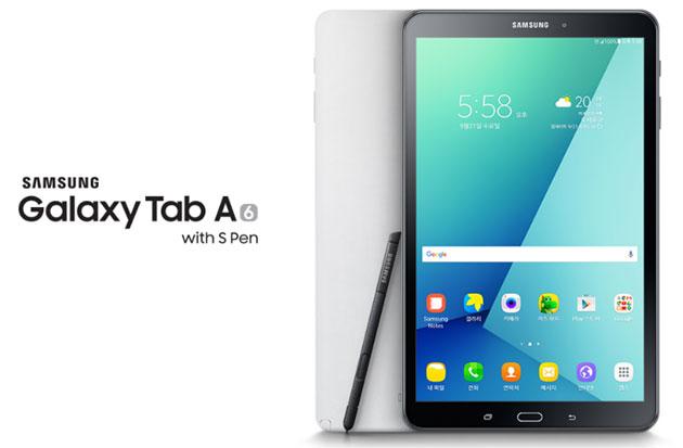 Samsung Galaxy Tab A 2016 con S Pen: Specifiche e Prezzi