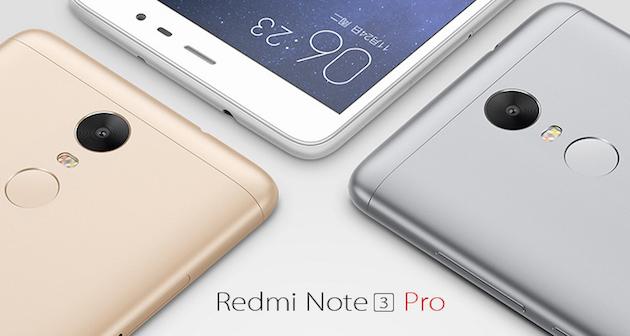 Xiaomi Redmi Note 3 Pro Internazionale in offerta a 160 euro