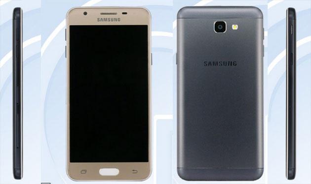 Samsung SM-G5510 certificato TENAA
