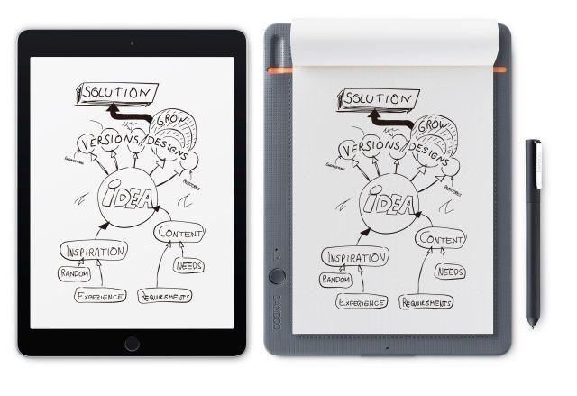 Bamboo Slate e Bamboo Folio, nuovi smartpad da Wacom