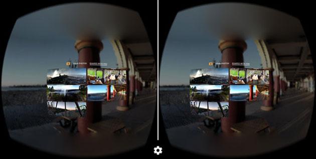 Fotocamera Cardboard per catturare e condividere Foto VR da Android e iOS