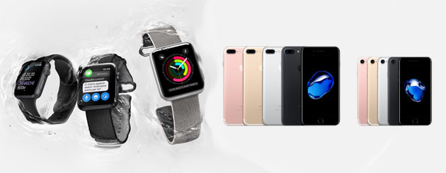 Apple iPhone 7, 7 Plus e Watch 2: prezzi ufficiali e versioni disponibili