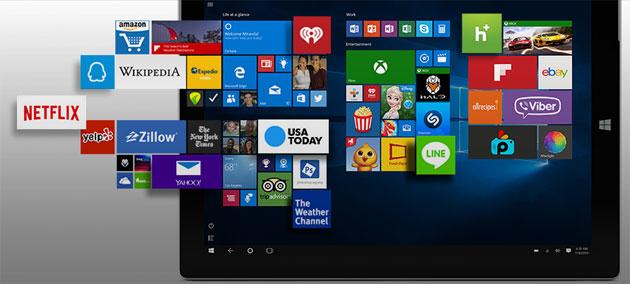 Microsoft porta le applicazioni desktop sul Windows Store