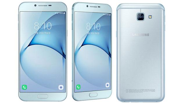 Samsung Galaxy A8 2016 ufficiale