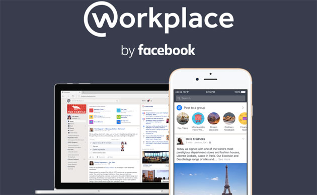 Facebook Workplace, social network per Aziende