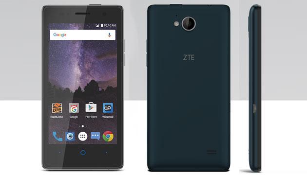 ZTE Tempo, smartphone Android Marshmallow economico