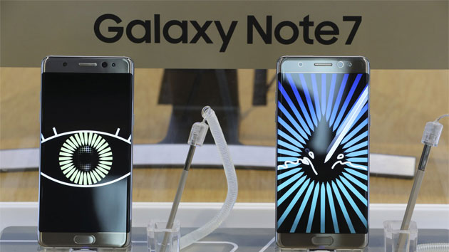 Foto Galaxy Note 7, restituiti il 96 per cento dei telefoni in USA
