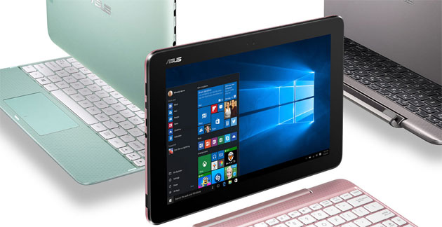 ASUS Transformer Book T101HA, nuovo convertibile compatto