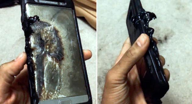 Galaxy Note 7, arrabbiati i proprietari dei telefoni esplosi con Samsung che rifiuta di pagare i danni