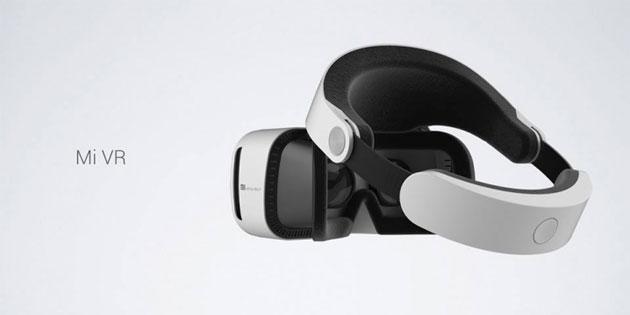 Xiaomi Mi VR, visore per realta' virtuale con controller di movimento