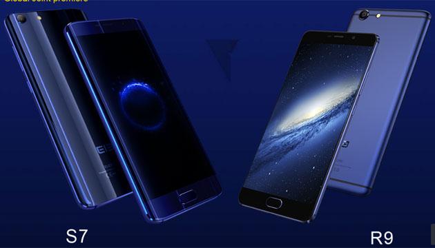 Elephone S7 e R9 le copie di Samsung Galaxy S7 e Oppo R9