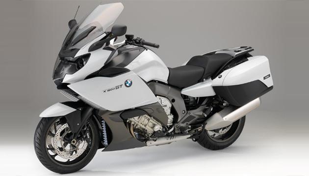 BMW K 1600 GT la Motocicletta connessa di Vodafone