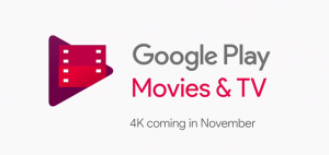 Google Play Movies, film in 4k Ultra HD presto in Italia: terzo indizio