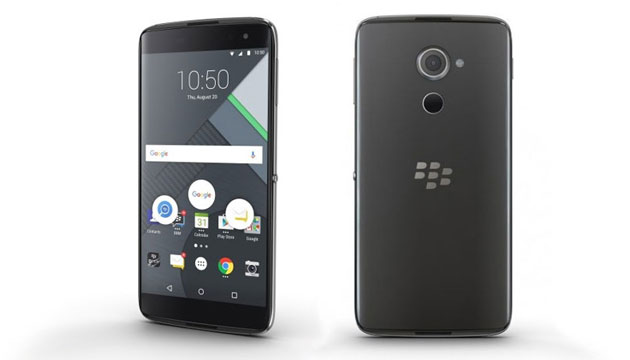 BlackBerry DTEK60 con Android ufficiale