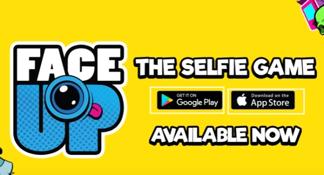 FaceUp, il Selfie Game per iOS e Android