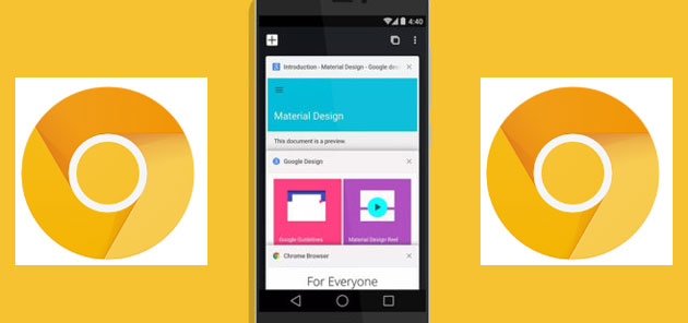 Chrome Canary su Android