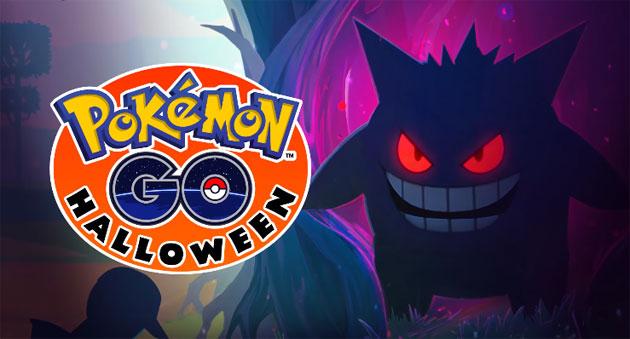 Pokemon Go festeggia Halloween