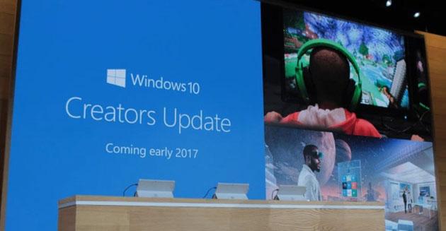 Windows 10 Creators Update: Novita' e come Aggiornare