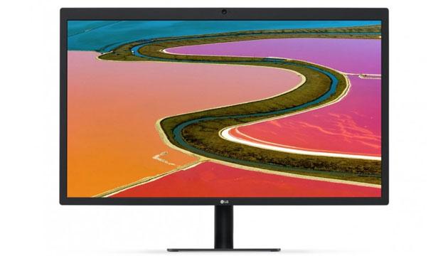 LG UltraFine 5K e 4K, monitor ultra definiti per Mac