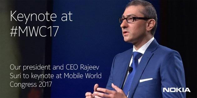 Nokia al MWC 2017 con nuovi smartphone Android