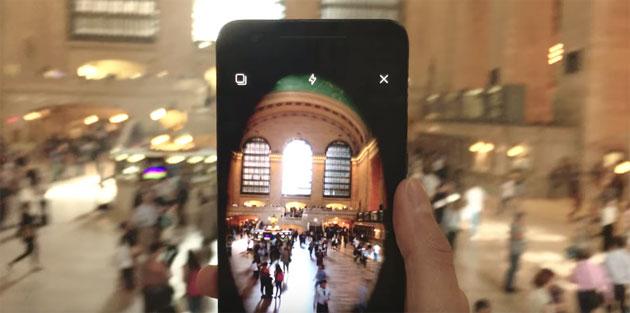 Google Sprayscape crea surreali paesaggi a 360 gradi