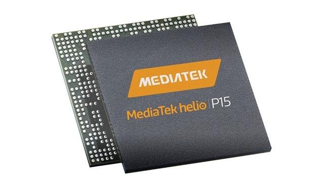 MediaTek Helio P15 octa-core disponibile da oggi sul mercato