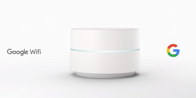 Foto Google WiFi, router modulare: come funziona e a cosa serve