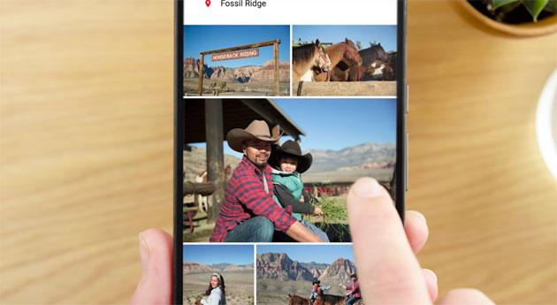 Google Foto: nuovi set di filtri, controlli avanzati di editing, rotazione e animazioni automatiche
