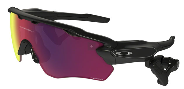 Oakley Radar Pace, occhiali intelligenti per sportivi da Intel e Luxottica