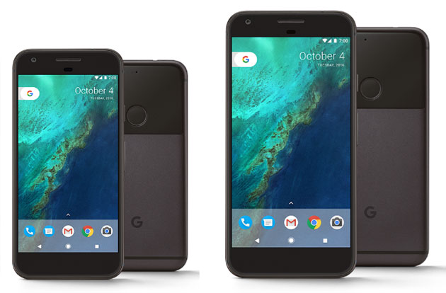 Foto Google Pixel XL costa produrlo quanto iPhone 7 Plus o Galaxy S7 edge