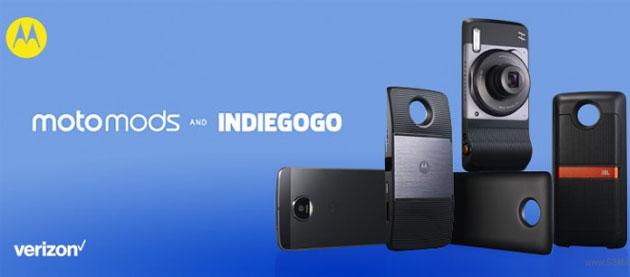 Moto Mods, Motorola annuncia finalisti della sfida Trasforma lo Smartphone