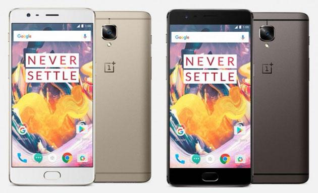 OnePlus 3 e 3T, aggiornamento Android 8 Oreo disponibile