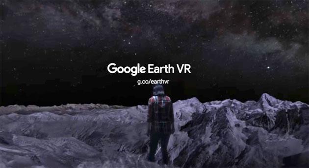 Google Earth VR, viaggi nel mondo in realta' virtuale