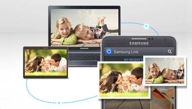 Samsung Link terminato
