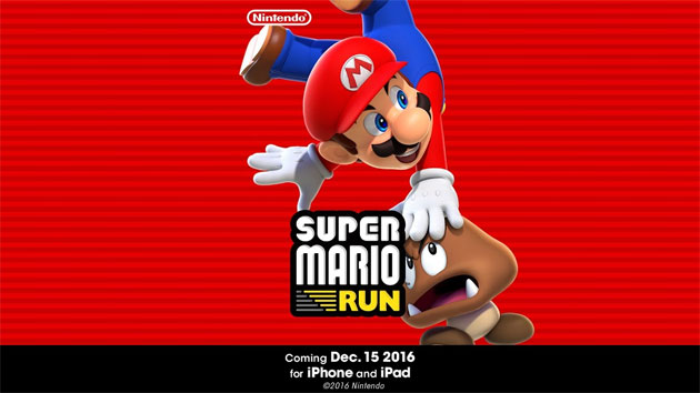 Super Mario Run per Android e iOS disponibile