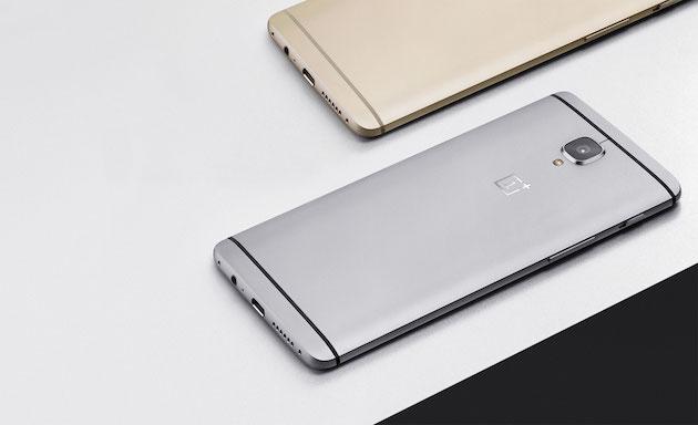 OnePlus 3T e OnePlus 3 avranno aggiornamenti contemporanei