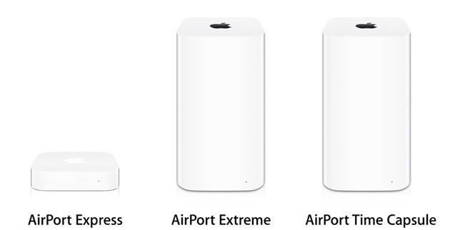 Apple abbandona i dispositivi AirPort