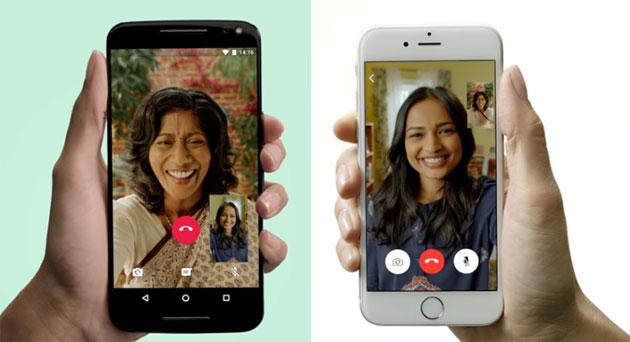 WhatsApp lancia la chiamata video per tutti