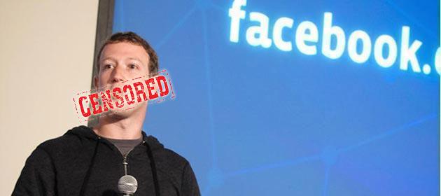 Facebook per tornare attivo in Cina accetta censura dei post