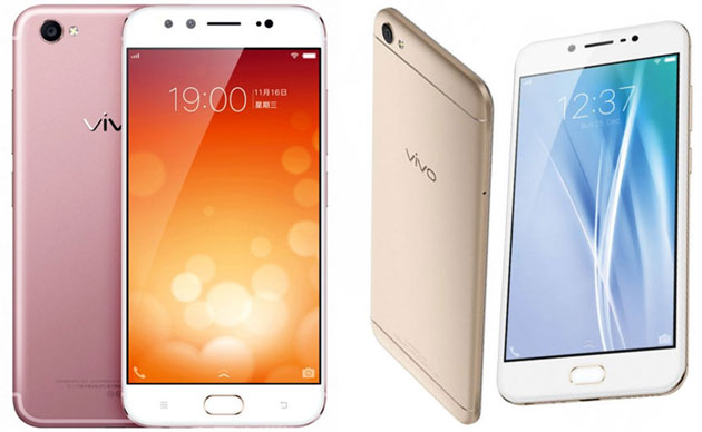 Vivo annuncia V5, X9, X9 Plus e Xplay 6