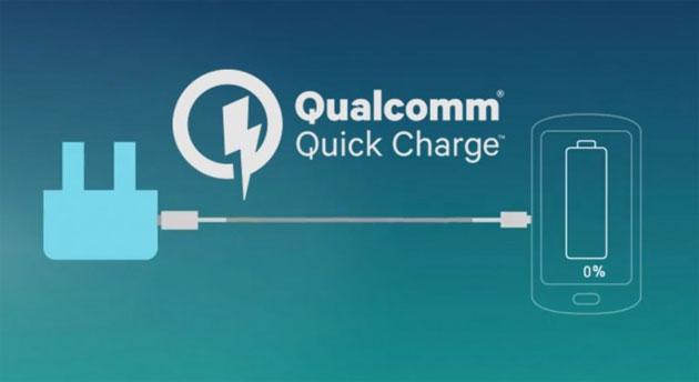 Qualcomm Quick Charge 4: cinque minuti di ricarica per 5 ore di durata della batteria