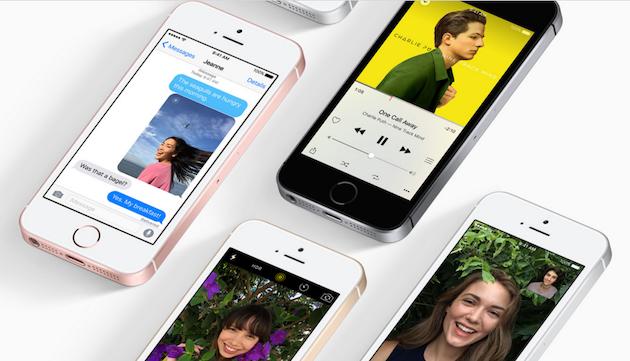 IPhone SE: non dovrebbe esserci una nuova versione nel 2017