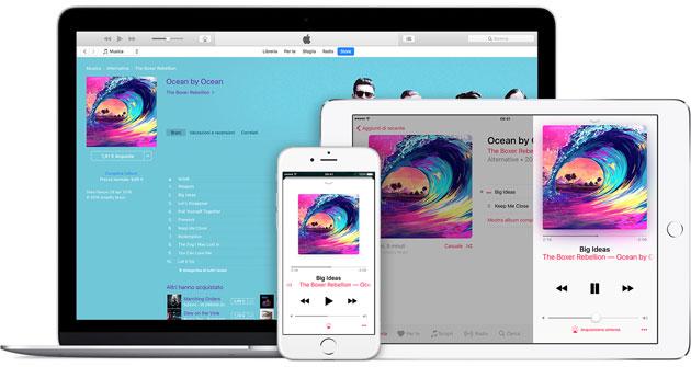 Apple Music per Studenti a prezzo ridotto