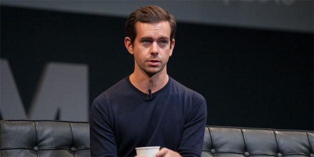 Twitter ha sospeso il suo CEO Jack Dorsey 'per sbaglio'