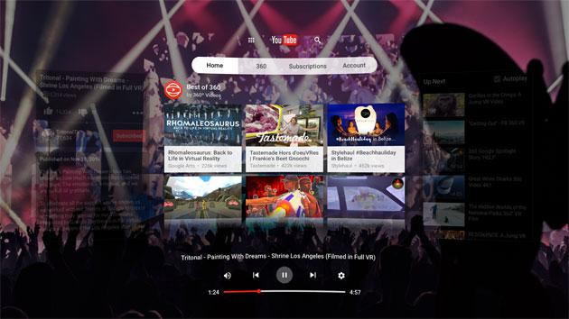 YouTube VR: nuova app di Google dedicata alla realtà virtuale