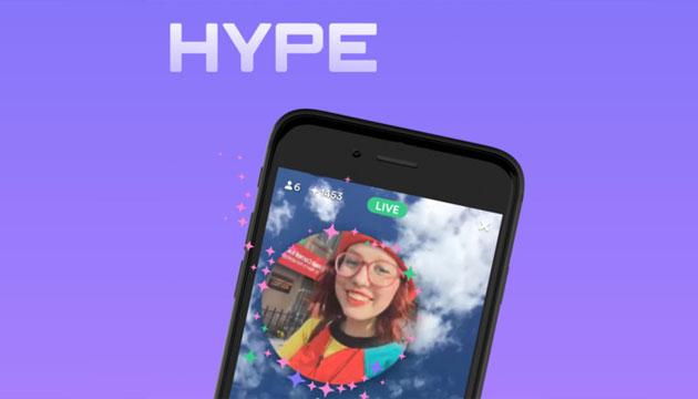 Hype, app dai creatori di Vine per iOS