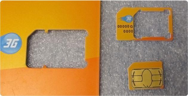 Come Trasformare Scheda SIM in Micro SIM o Nano SIM