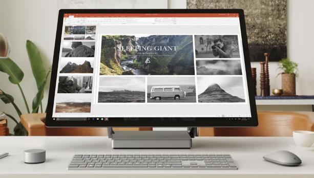 Microsoft ha venduto PC Surface Studio il doppio del previsto